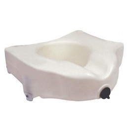 Raised Toilet Seat With Lock Without Arms 4 Drive