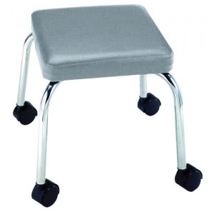 P.T. Scooter Stool-Gray