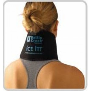 Ice It! ColdComfort System Neck/Jaw/Sinus 4 x 10
