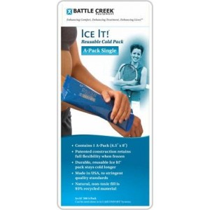 Ice It! A-Pack 4.5 x9 Refill for 10078E Neck/JaWith Sinus