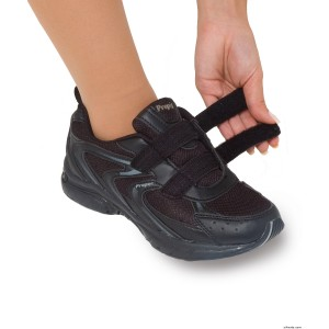 Wide Width VELCRO Shoes For Women - VELCRO Brand Straps