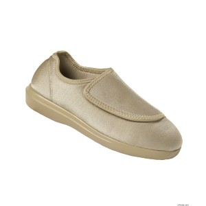 Womens VELCRO Shoe / Slipper - Diabetic Shoes & Edema Shoes With VELCRO Brand Strip