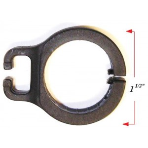 Clamp only for Brake Cable for 11053 series Rollators