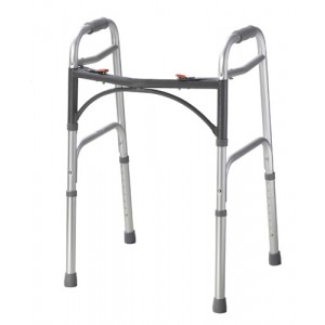 Easy-Release 2 Button Folding Walker Youth