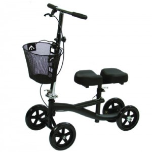 Knee Scooter Deluxe Weight Capacity 350#