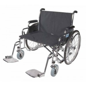 Wheelchair Sentra Heavy Duty Extra Wide 28 With DDA