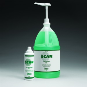 Scan Ultrasound Ge l- Scanpac Case/4 Gallons