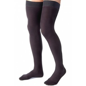 Jobst for Men 20-30 Thigh high Black Medium