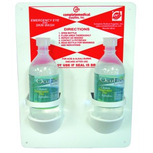 Eye Wash Refill Bottle 32 oz Filled