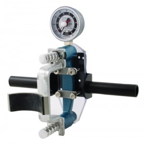 Grip Strength Dynamometer Standard With 3 Pads & Stabilizer Hndl