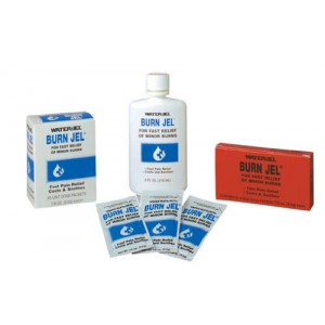 Water Jel Burn Gel Pack/25 Unit Dose Packets
