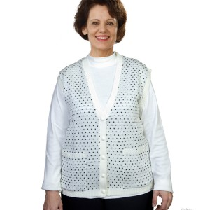 Womens Attractive Sweater Vest