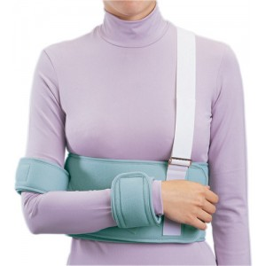 Shoulder Immobilizer Universal Deluxe
