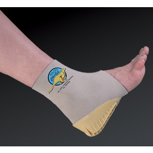 Tuli's Cheetah Ankle Support With Heel Cup Medium (Each)