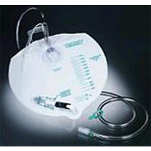Bard 2000ml Urine Drainage Bag with Anti-Reflux Chamber