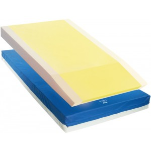 Foam Mattress Multi Layer/Zone With 3 Elevated Perimeter & Cut-Out