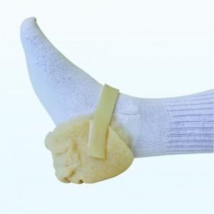 Heel Protector-Synthetic Sheepskin Pair