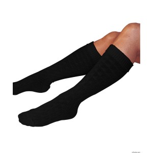 Orlon Knee Socks For Women - Stretch Comfort & Warmth