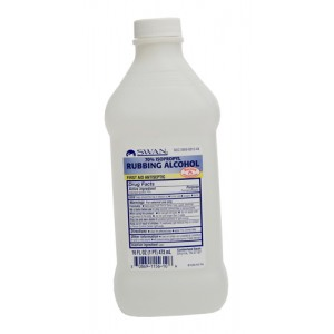 Isopropyl Alcohol- 70%- 16 oz Pack/6