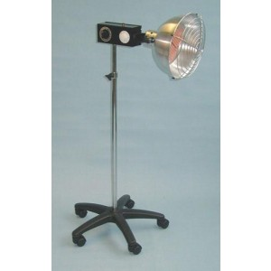 Prof.Model 750 W Infra-Red Lamp-Vari. Cntrl &Timer-Mobile