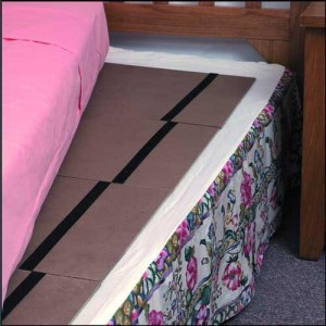 Bedboard Folding 30 x60 Wooden Twin Size - Gatch Type