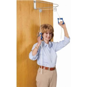 Overdoor Shoulder Pulley Exercise Kit