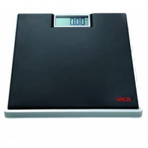 Digital Floor Scale With Black Matting