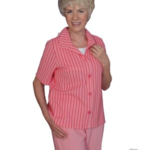 Women's Adaptive Clothing Top & Pant Set