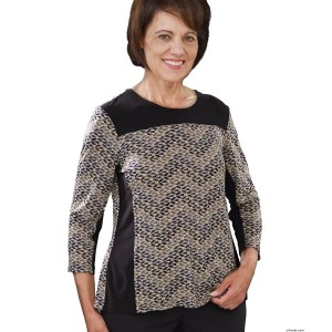 Fashionable Adaptive Top For Women