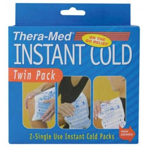 Instant Cold Twin Pack (Carex) 6x8