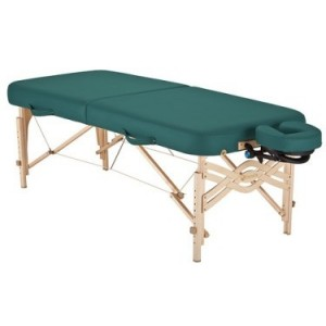 Massage Table 30 Package Black 73 Long (The Spirit)