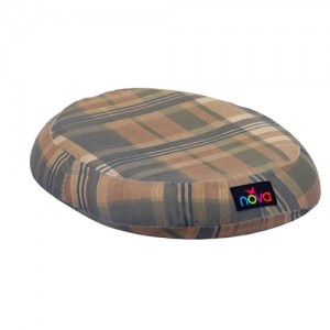 "Seat Comfort Ring 14"" Plaid"