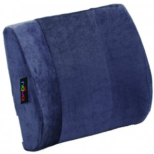 Lumbar Cushion- Blue