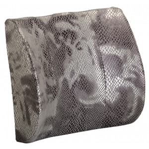 Lumbar Cushion- Snake Skin