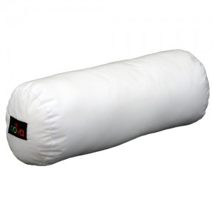 Roll Pillow White