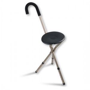 Seat Cane Folding & Adjustable