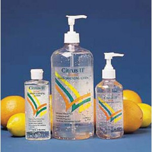 Citrus II Instant Hand Sanitizing Lotion 8oz Bottle