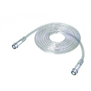 Oxygen Tubing-7' Star Lumen Clear Latex-free (Each)