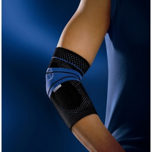EpiTrain Elbow Support Size 1 7.5 -8.25 Black