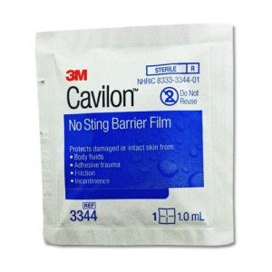 Cavilon No-Sting Wipes /25 4 s/Case