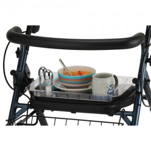 Tray For Rolling Walker With Compatible Seat