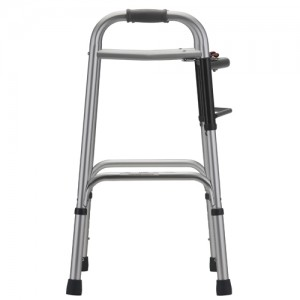 Folding Walker 2 Button Small