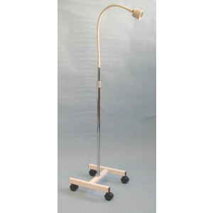Halogen High Intensity Lamp- Caster Base