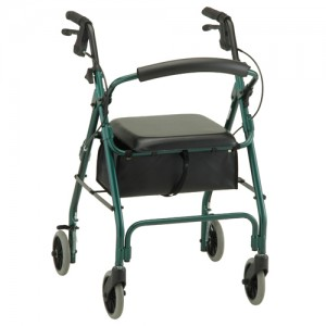GetGo Classic Roll Walker Green