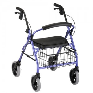 Cruiser Deluxe Roll Walker Purple