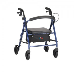 Vibe Petite Roll Walker Blue