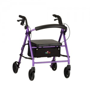 Vibe Petite Roll Walker Purple