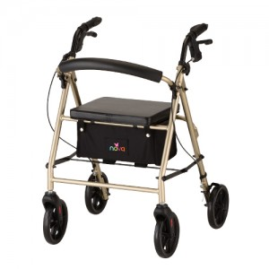 Vibe 8 Rolling Walker Champagne