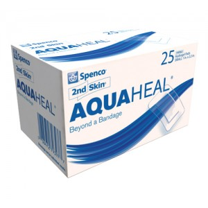 2nd Skin Aquaheal 1 x 2.2 Pack/25