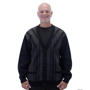 Cardigan Sweater For Men With Pockets - Quality Cardigan